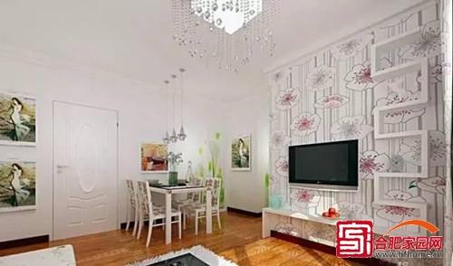 5款客厅电视背景墙设计