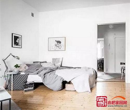 明媚优雅居住空间 30平单身公寓设计