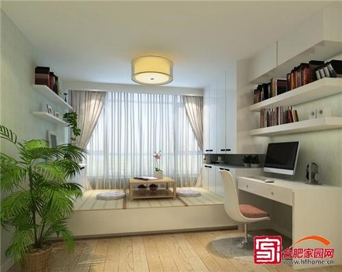 8平米榻榻米卧室设计