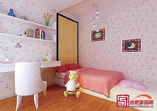 很多父母都会花费大量的心思来装饰儿童房,给孩子一个休息,娱乐的空间
