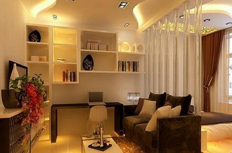 炫酷单身公寓设计
