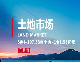 5月土地市场