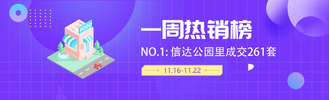 一周热销榜(11.16-11.22)
