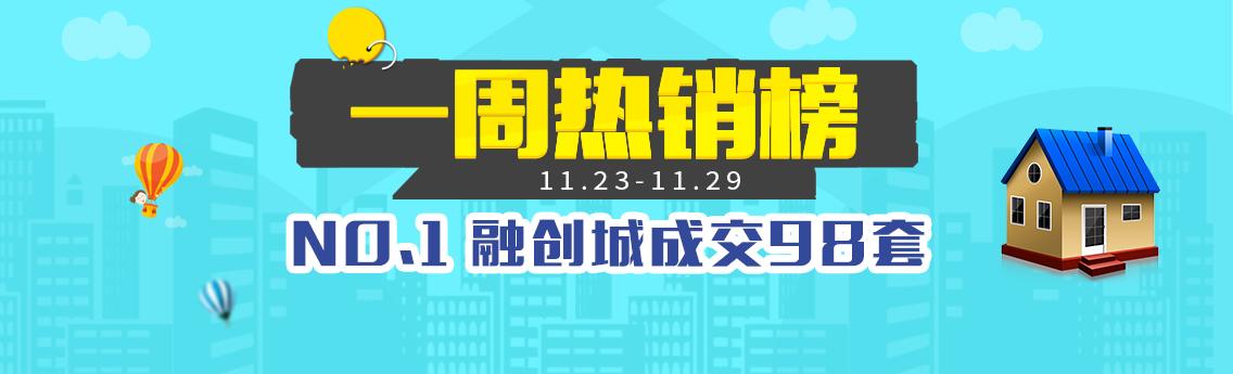 一周热销榜(11.23-11.29)