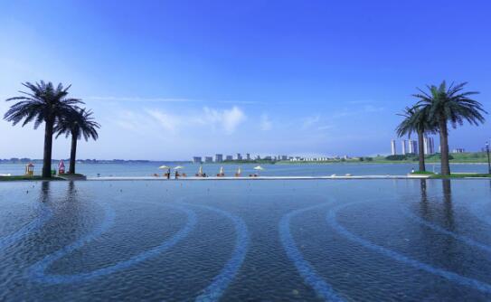 瞰湖世界璀璨人生 | 恒大阳光半岛瞰湖高层全球发售中