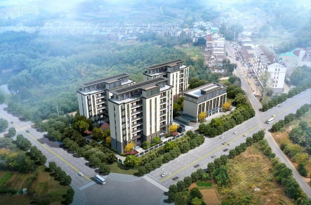 蜀山区集体建设用地租赁住房项目完成施工招标