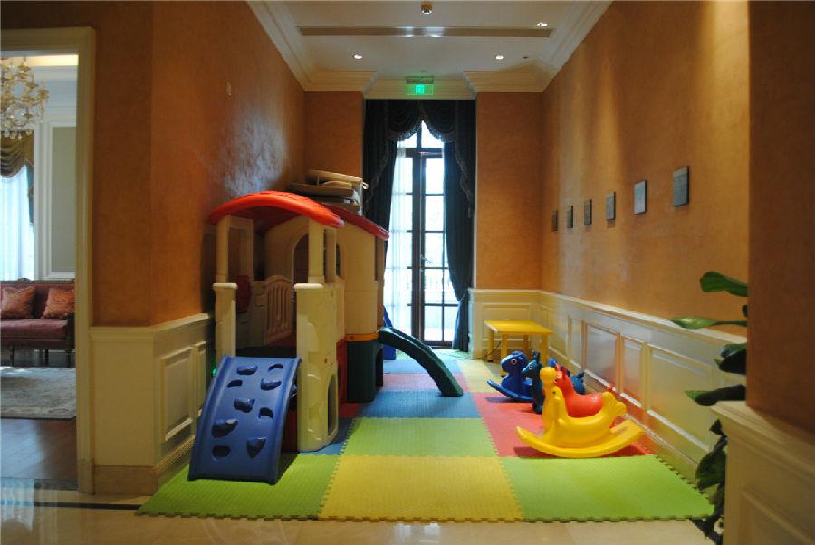 售楼部的儿童乐园