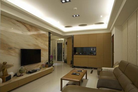 8款客厅电视背景墙设计