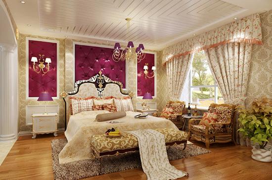 奢华家居品质生活 8款欧式风格卧室设计